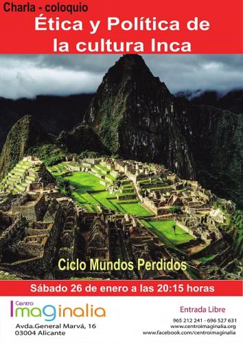 Ética y política en la cultura Inca