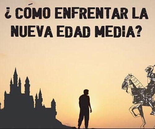 """Charla  """"Cómo enfrentar la nueva Edad Media"""""""
