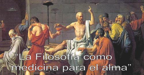 """Charla Online  """"La filosofía como medicina para el alma"""""""