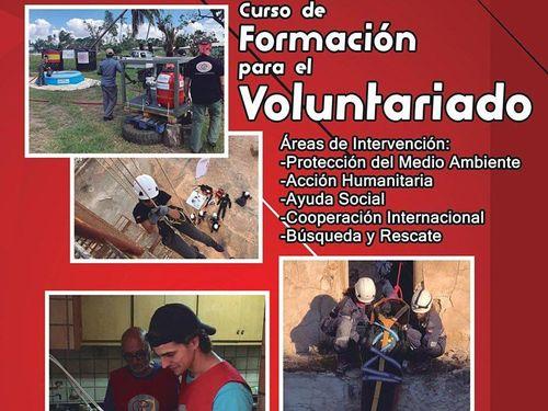Curso de Formación para el Voluntariado
