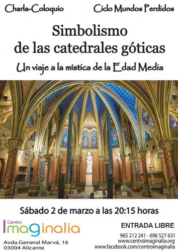 Simbolismo en las catedrales góticas