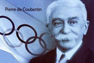 Charla y exposición sobre Pierre de Coubertin