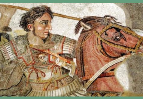 Charla-Coloquio:  Alejandro Magno